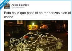 Enlace a Diseñaré el coche de mis sueños... por @Azotealastres