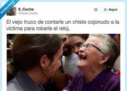 Enlace a Ría, señora, ría, ya verá... por @Aquel_Coche