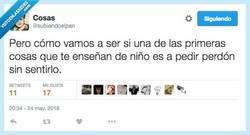 Enlace a Vivimos en la cultura de la hipocresía por @subiendoelpan