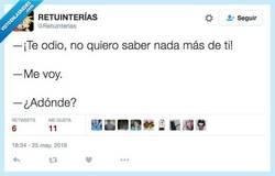 Enlace a ¡TE ODIO! ¡DESAPARECE DE MI VIDA! por @Retuinterias