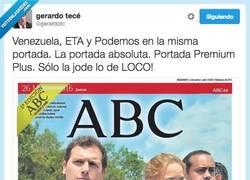 Enlace a Podemos + Venezuela + Albert Rivera + ETA= COMBO BREAKER por @gerardotc