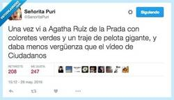 Enlace a La vergüenza ajena es tal que casi duele por @SenoritaPuri