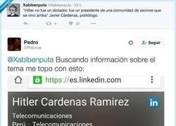 Enlace a La liada de Cárdenas en twitter