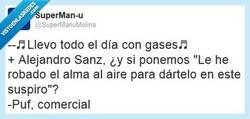Enlace a Sanz vs Barney Gumble por @supermanumolina