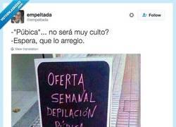 Enlace a Cuando la gente no lo entiende y lo tienes que corregir en el cartel, por @empeltada