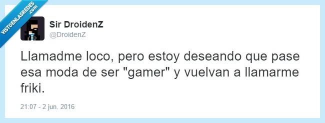 Frikis,Gamers,Videojuegos
