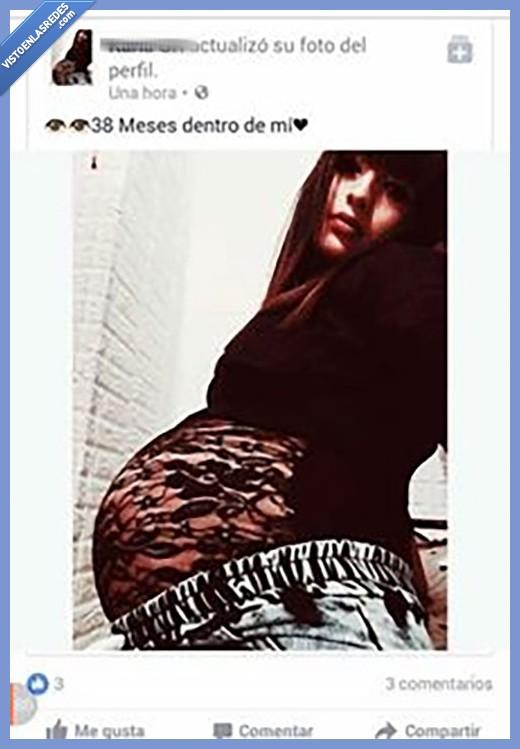 38 meses,Embarazo