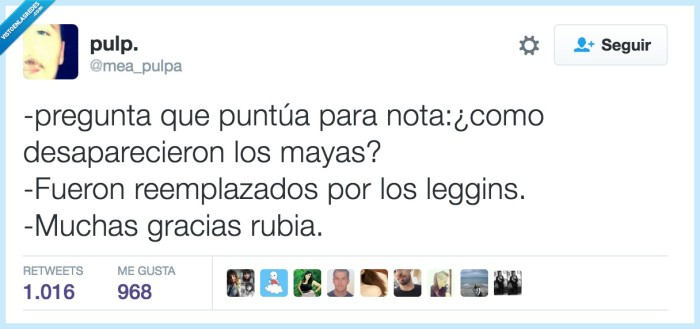 leggins,mayas