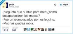 Enlace a ¿Y los mayas?, por @mea_pulpa