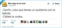 Enlace a Problemas con la bebida, por @tuiticando