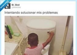 Enlace a Intentando solucionar mis problemas, por @BraisGod