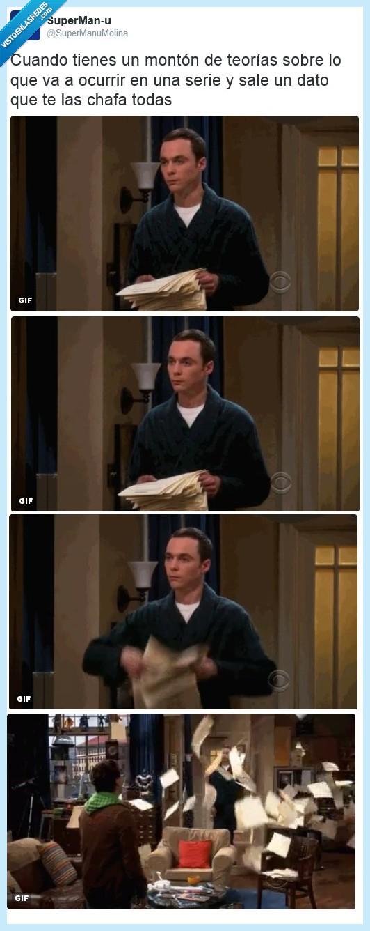 serie,teorías,the big bang theory