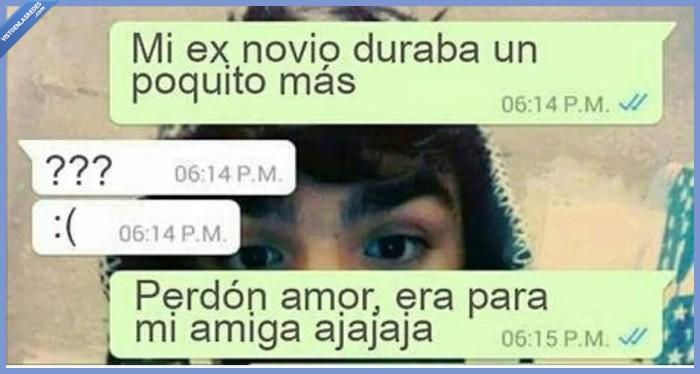 amor,durar,ex,novio,whatsapp