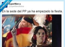 Enlace a Put yours hands up, Soraya por @supermanumolina