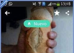 Enlace a Tío vende en Wallapop pan con distintas formas
