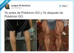 Enlace a Pokemon Go nos está cambiando, por @LoLSanlucar
