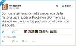 Enlace a La generación más preparada de la historia, por @fer_novato