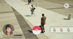 Enlace a Mr. Bean ya jugaba a #PokemonGoSpain antes de que saliera