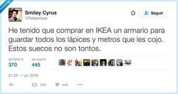 Enlace a En Ikea lo tienen todo calculado, por @Palasrrisas