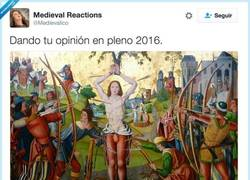 Enlace a Digas lo que digas vas a pillar, por @medievalico