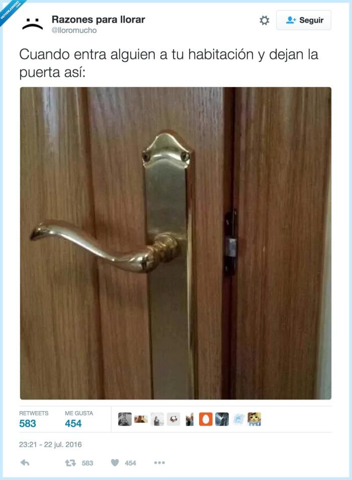 abierta,puerta