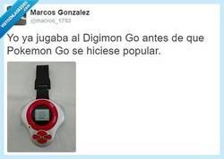 Enlace a Yo prefería Digimon Go, por @macros_1793