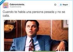 Enlace a Pesaos, por @cabronicienta
