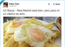 Enlace a El verdadero clásico, por @PabloTilo