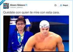 Enlace a Vaya ojitos, por @alvaro_velasco