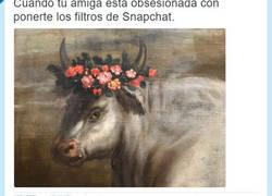 Enlace a Tía, estás superguapa, te quedan genial las flores por @medievalico