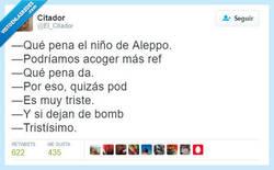 Enlace a Mejor quejarse que hacer algo útil por @El_Citador