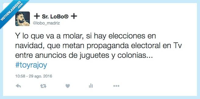 #prayforpoliticians,ciudadanos,de chiste,elecciones,españistán,navidad,podemos,políticos,pp,psoe,rajoy,se rien de nosotros