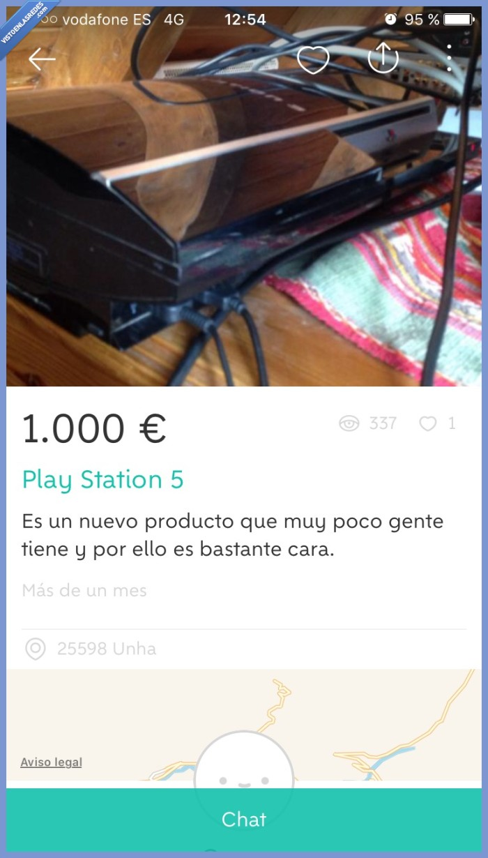 estafa,playstation 5,timo,wallapop