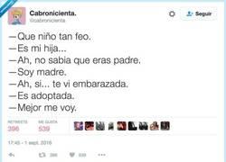 Enlace a No das ni una, por @cabronicienta