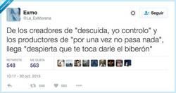 Enlace a Consecuencias, por @La_ExMorena