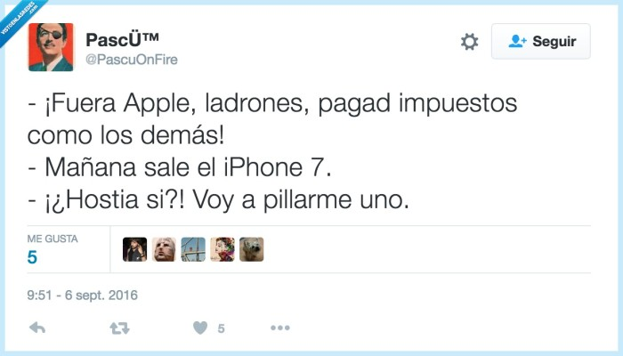 apple,impuestos,iphone