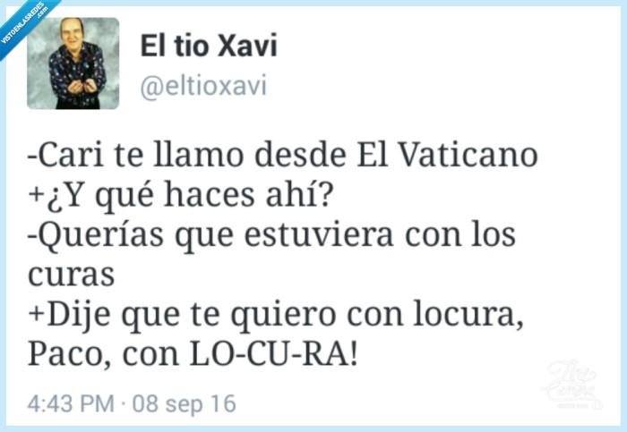 curas,lo cura,locura,vaticano