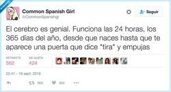 Enlace a Cosas del cerebro, por @CommonSpanishgr