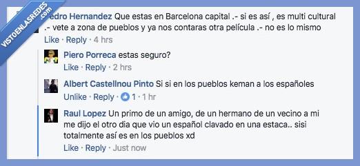 catalanes,españoles