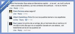 Enlace a En Cataluña queman y clavan a españoles en los pueblos