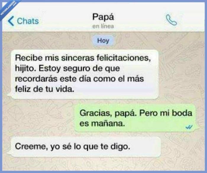 consejo,felicitacion,mensaje,message,papa,whatsapp