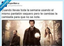 Enlace a Ni se nota por @supermanumolina