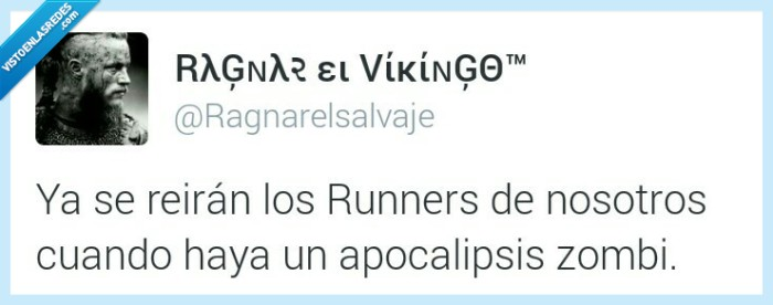 runners,zombies
