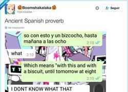Enlace a En inglés no suena tan bien, por @picopalas