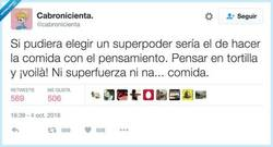 Enlace a Superpoderes por @cabronicienta