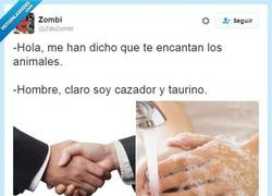 Enlace a No debí darte la mano, por @ZdeZombi
