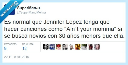 ain´t your momma,canción,jennifer lopez,novio,toy boy