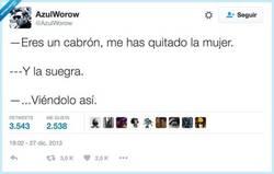 Enlace a No hay mal que por bien no venga, por @AzulWorow
