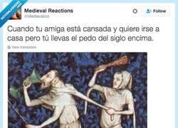 Enlace a Vamos pa' casa, por @Medievalico