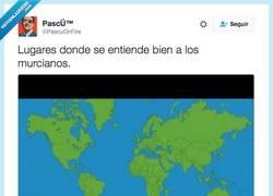 Enlace a Murcia y su idioma que nadie entiende por @PascuOnFire